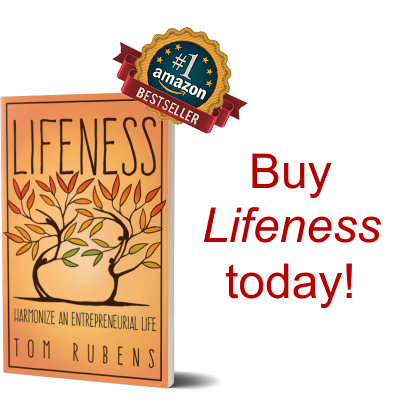 buy lifeness from tom rubens